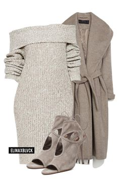 """""""Untitled #1391"""" by elinaxblack on Polyvore featuring Zara and Aquazzura"""