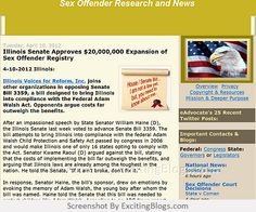 Sex Offender Research and News - Click to visit blog:  http://1.33x.us/ImPBUh