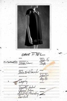 """Tributo al vestido negro o """"little black dress"""" en la ciudad de las luces"""
