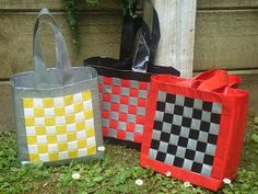 duck tape bags