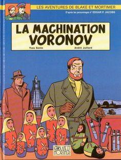 Blake et Mortimer (Éditions Blake et Mortimer) -14- La machination Voronov - BD