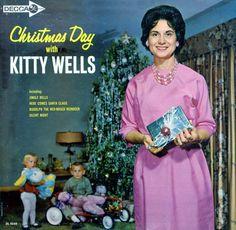 Christmas Day with Kitty Wells Christmas album.
