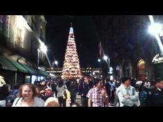 El Zócalo - La Nochebuena