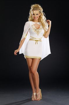 #Amiclubwear              #love                     #Goddess #Love #Aphrodite                           4 PC. Goddess of Love Aphrodite                                               http://www.seapai.com/product.aspx?PID=1740208
