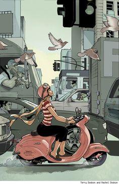 mondo vazio » Uma Galeria só com Ilustrações F0#@!