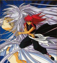 Kurama from Yu Yu Hakusho- always will be a beloved one (two)