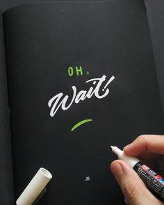 Find me on Instagram @_rdwnsyh . http://ift.tt/2t3fppJ . . . Available for commission work. Email me at irvan.ridwansyah@gmail.com or send me DM thanks. . . #lettering #calligraphy #typography #goodtype #handlettering #typegang #handwritten #handdrawn #customlettering #handmadefont #typism #typeinspired #ligaturecollective #kaligrafina #belmenid #hurufraktur #TYxCA #strengthinletters #handlettering #50words #typespire #designinspiration #pinterest #thedesigntip #script #gellyroll #typeyeah…