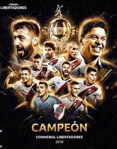 Un triunfo con sabor a hazaña: River Plate conquista su cuarta Copa Libertadores.