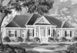 Harrison Place - Gary/Ragsdale, Inc. | Southern Living House Plans
