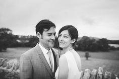 Folly farm wedding  Photo by Liron Erel Echoes & Wild Hearts