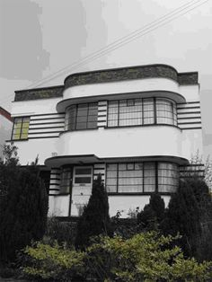 Art deco - streamline moderne