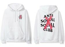 100/% Authentic Anti Social Social Club Cherry Blossom Sakura White Tee Sizes
