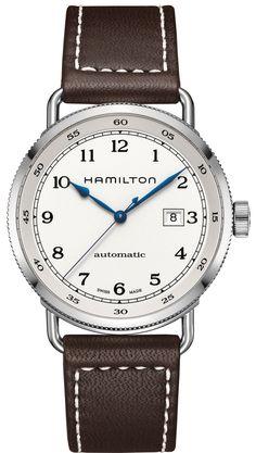 Hamilton Watch Khaki Navy Pioneer Auto H78465553 Watch