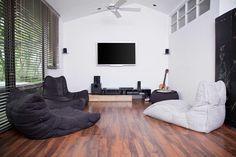 bean bag chair room design modern ideas - Google Search