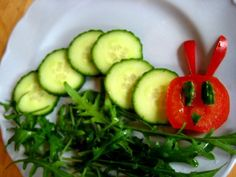 The Very Hungry Caterpillar activities food ideas by www.nurturestore.co.uk, via Flickr