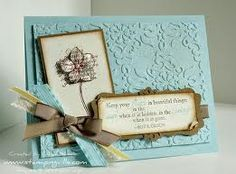 stampin up faith in nature stamp - Google Search (many ideas) ***