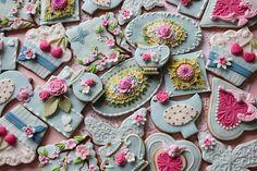 First spring cookies | Flickr: Intercambio de fotos