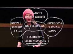 Este joven de 13 años se ha propuesto hackerar la educación desde su raíz ya que viendo el sistema productivo de este se ve que no vale pa...