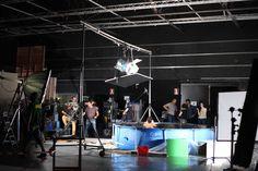 Shooting in BANZAI STUDIO of the spot PILEXIL 2014. Rodaje en BANZAI STUDIO del spot PILEXIL 2014  www.banzaistudio.tv