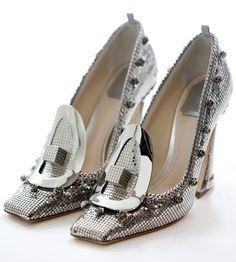 DIOR Haute Couture par Raf Simons | SS 2014 | shoes