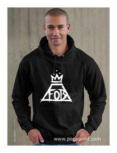 Fall out boy logo Hoodie