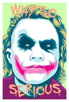 Joker, why so serious? Batman The Dark Knight, Batman Dark, Joker Batman, Superman, Heath Ledger Joker, Send In The Clowns, Why So Serious, Joker Art, Joker And Harley Quinn