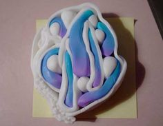 Love this tut!  Eisflammencane | Fantastic! Fimotic! [Alles aus Fimo]