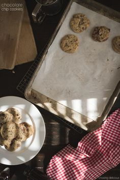 The Classics: Chocolate Chip Cookies | Chasing Delicious