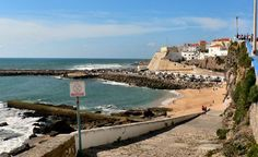 Ericeira, Portugal is one of the 10 Coolest Small Towns in Europe by Budget Travel Magazine Places In Europe, Places To Go, Ericeira Portugal, Europe On A Budget, Budget Travel, Portugal Holidays, Travel Magazines, Spain And Portugal, Fishing Villages