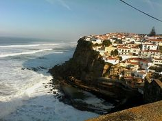 ▶ 2014/12/11 Passeio / Balade / Ride Azenhas do Mar (Sintra/Portugal) - YouTube
