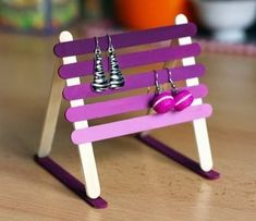 Craft Sticks or Popsicle Sticks are incredibly versatile! So bring them all out to make some fun and easy Mother's Day Crafts for Mom!