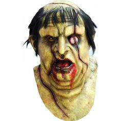 Máscara Dead Bishop Halloween