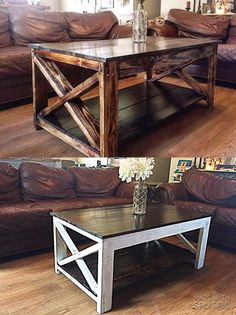 #farmstylecoffeetable #coffeetable #countryhome #farmstyle #nonprofit These custom and unique coffeetables are made with a purpose- each purchase help #orphansinHaiti. Shop today to make a difference!