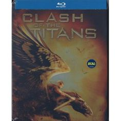 Amazon.com: Clash of the Titans - Blu-ray Steelbook - Best Buy Exclusive: Movies & TV: Disclosure: affiliate link
