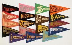 vintage pennant - Google 検索