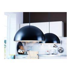 IKEA 365+ BRASA Závěsná lampa  799,-, průměr 45cm, kabel 180cm,