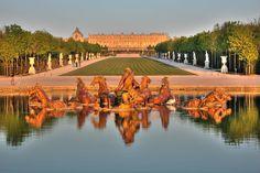 Les splendeurs du #château de #Versailles. #France