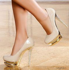 elegant, glamour, and shoes image
