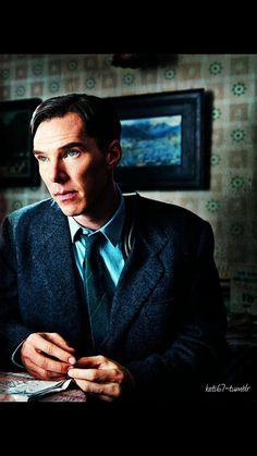Benedict Cumberbatch in 'The Imitation Game' (2014)