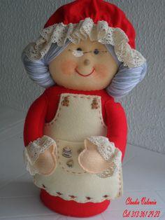 Plaid Christmas, Christmas Art, White Christmas, Christmas Ornaments, Felt Decorations, Christmas Decorations, Diy Projects Handmade, Noel Gifts, Felt Baby