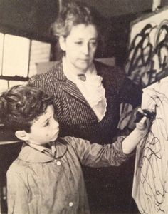 Florence Cane was a Progressive art educator who worked to release the inner artist in each child through the use of creative, therapeutic techniques. She began teaching art at the Walden. What Is Art Therapy, Self Regulation, Teaching Art, Medium Art, Art Education, American Art, Trauma, Couple Photos, Drawings