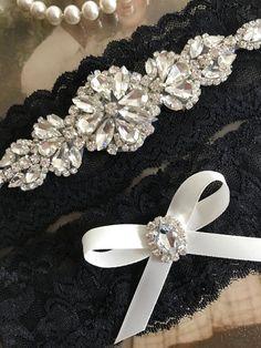 Wedding Hair Accessories, Wedding Jewelry, Ivory Wedding Garter, Black Garter, Something Blue Bridal, Turquoise Weddings, Wedding Veils, Bridal Headpieces, Belt