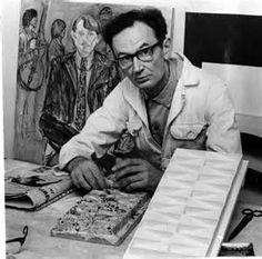 Jan Schoonhoven (1914-1994) | De kunst ondervraagd