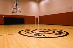 """#Maple has long been the standard for gymnasium flooring, but did you know it takes a maple tree 60-80 years to reach maturity?  This is why we offer our line of """"Gymboo Sports Flooring"""" - made from rapidly renewable bamboo with a proprietary shock absorption system in a cost effective package. Learn more here: http://www.sustainableflooring.com/products/millwork-walls-gym/gymboo-sports-flooring/gymboo-sport/"""