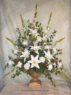 floral arrangment  Composition