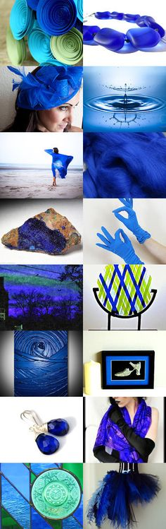 Etsy Treasury, Royally Blue Monday by Robert PhotographsareArt on Etsy! Go take a look!