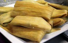 Homemade Tamales on Pinterest | Tamale Recipe, Pork Tamales and ...