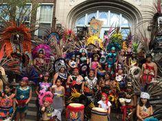 Celebración del Kalpulli KetzalCoatlicue