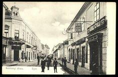 Eger Széchenyi utca | Képcsarnok | Hungaricana