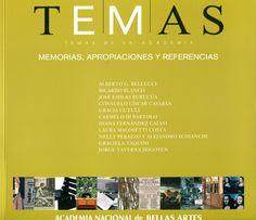 Asociaciones fugaces entre instantes y memoria - Variaciones iconográficas acerca del sentido del tacto - Algunos pasados presentes en el arte argentino - Memoria, diferencia y repetición. ANBA, 2015. Nº 13. 92 p. il.col.